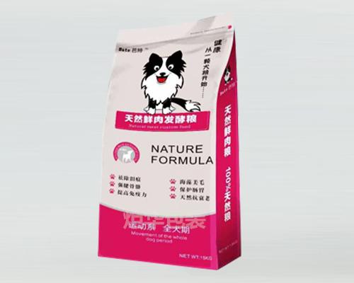 宠物食品袋定制厂家