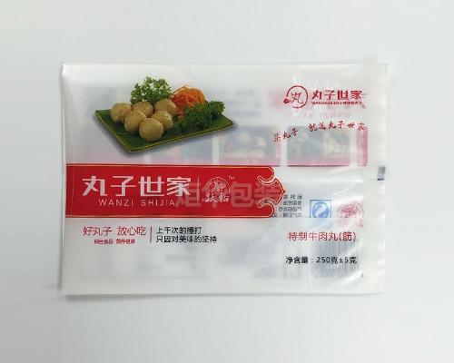 丸子速冻食品包装袋