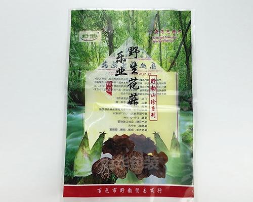 野生花菇包装袋