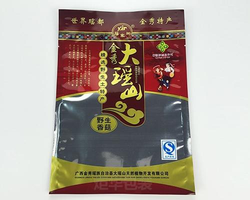 野生香菇包装袋