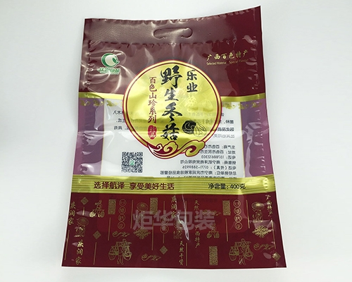 野生冬菇包装袋